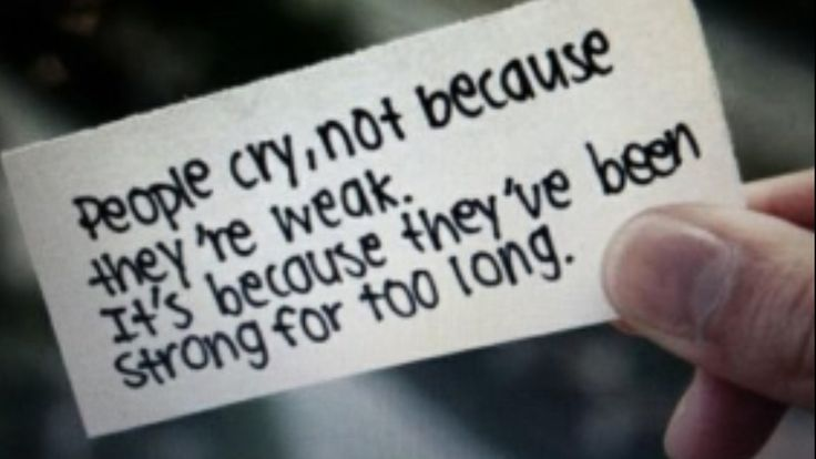 20+ Quotes about Crying | PicsHunger