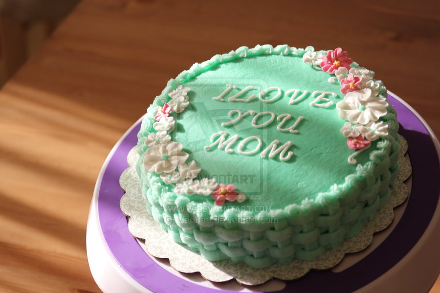 mother day cake