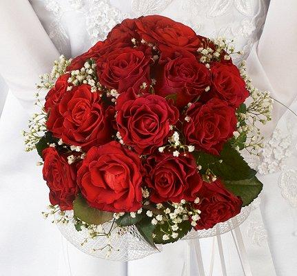 romantic benchmark bouquets