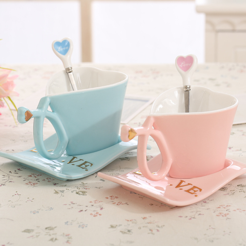 romantic cups