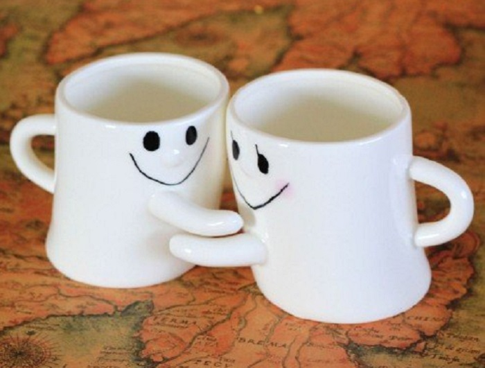 romantic couples cup